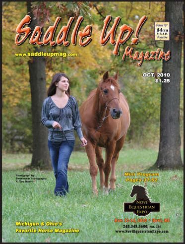 Saddle Up Magazine